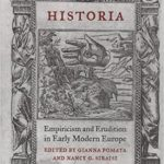 Historia: Empiricism and Erudition in Early Modern Europe Book Cover