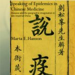 Speaking of Epidemics in Chinese Medicine Book Cover
