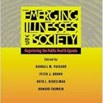 Emerging Illnesses and Society Book Cover