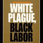 White Plague, Black Labor Book Cover
