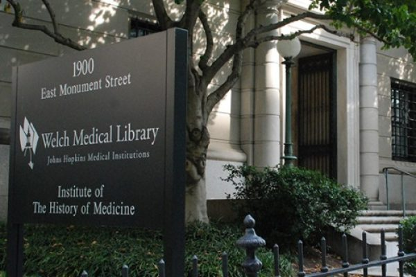 Welch Medical Library Building