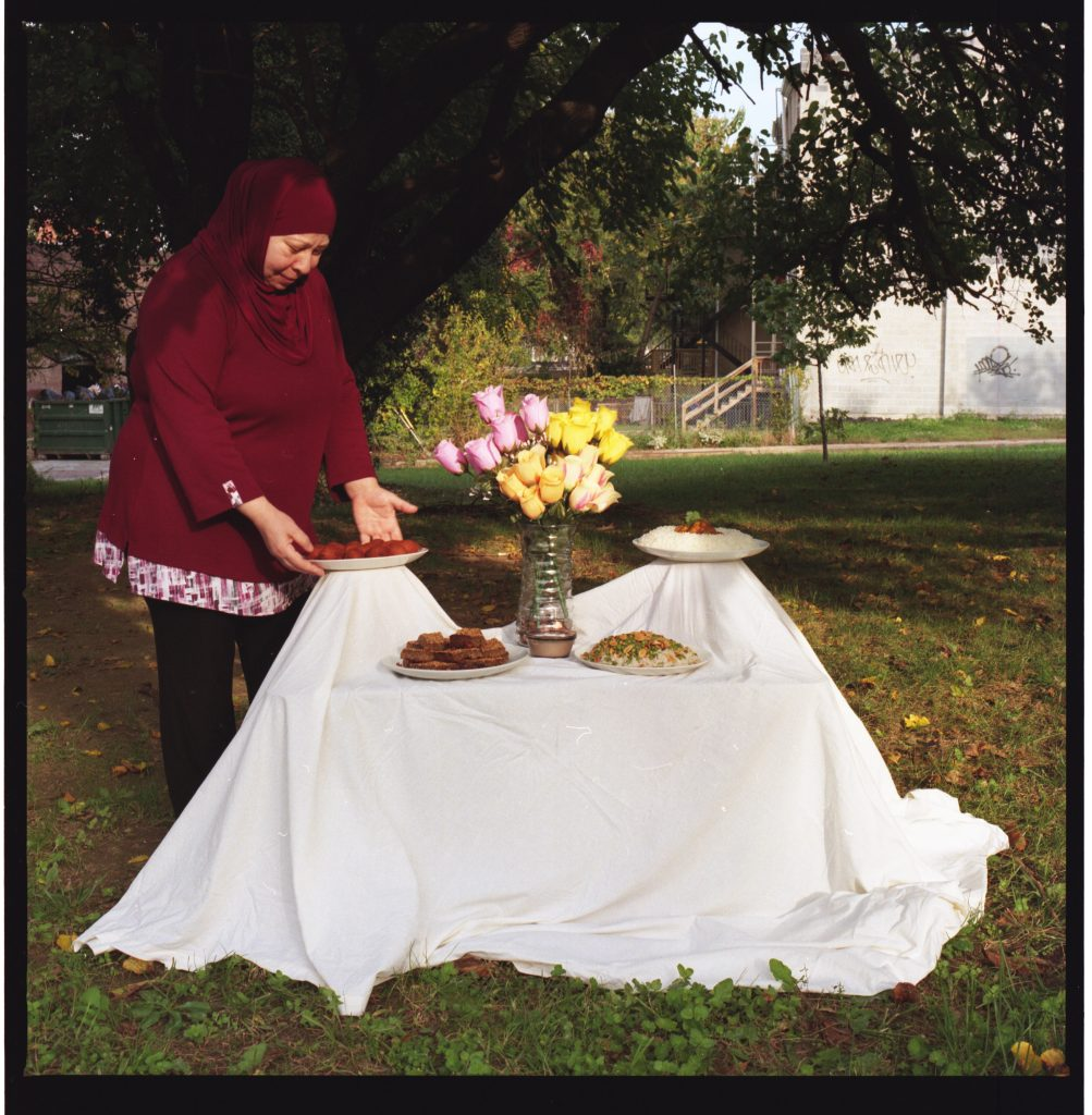 """Feed Thy Neighbor"" by Jacqueline Sofia and Chef Iman Alshehab"